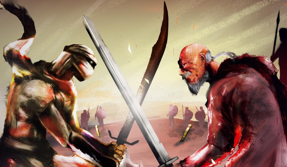 O Mago e o Guerreiro: A inspiração [Conto 2]