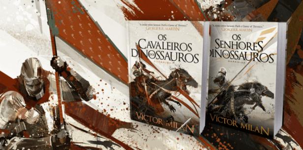victor-milan-Os-cavaleiros-dos-Dinossauros