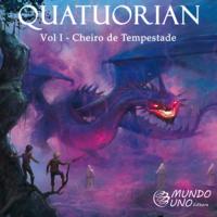 O Mundo de Quatuorian - Cristina Pezel [Resenha]