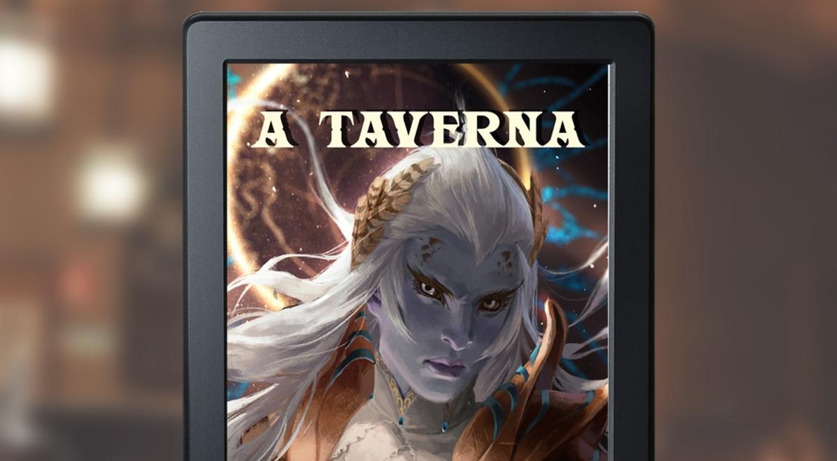 """Revista """"A Taverna"""" 1ª edição – [LANÇAMENTO]"""